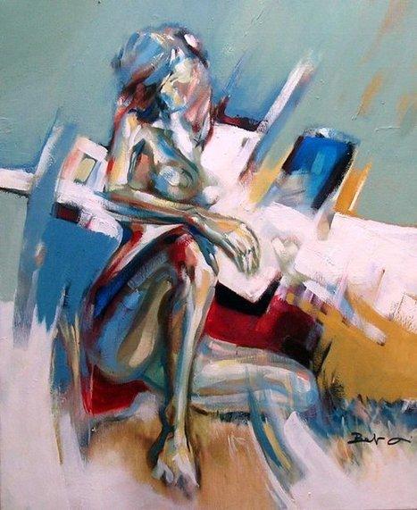 tableaux | Benoit Lemoine sur Facebook | Artistes de la Toile | Scoop.it