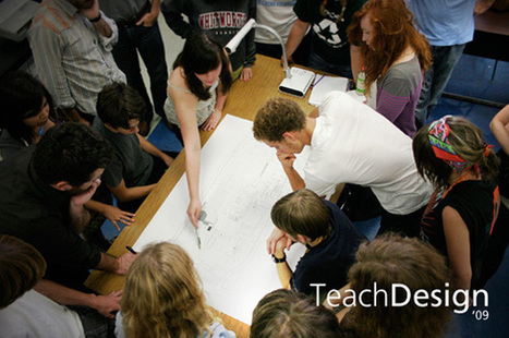 Why We Should Teach Design Early - Design - GOOD | Inspiring Creativity | Scoop.it