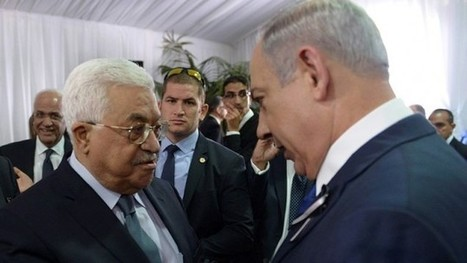 In phone call, Netanyahu thanks Abbas for PA help fighting nationwide fires | Green Forward - Israel-Jewish | Scoop.it