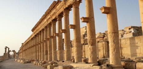 L'Etat islamique menace la cité antique de Palmyre en Syrie | Salvete discipuli | Scoop.it
