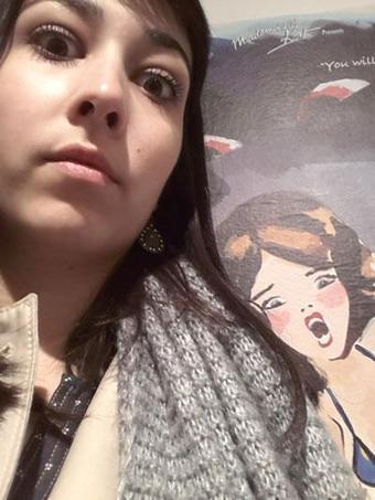 Twitter / VisitezToulouse: Enfin pour le #MuseumSelfie ... | mademoiselle kat | Scoop.it