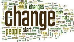 """""""Change"""" from a different perspective 