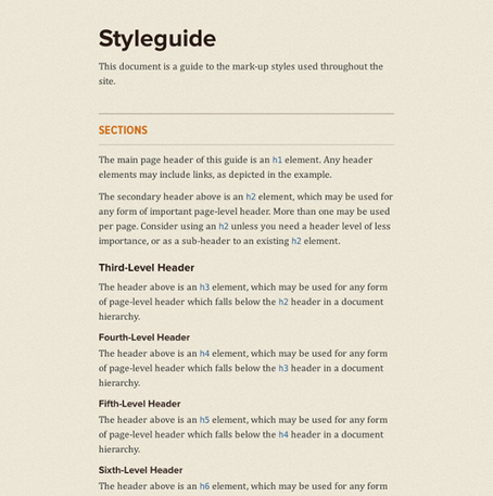 Build a responsive site in a week: typography and grids (part 2) | Web design | Creative Bloq | Web Design & Development | Scoop.it