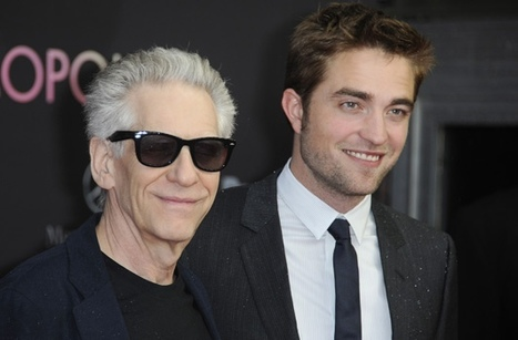 The Daily Beast: David Cronenberg on the surrealness of Hollywood, his new muse Robert Pattinson, sex on film, and much more | Robert Pattinson Daily News, Photo, Video & Fan Art | Scoop.it