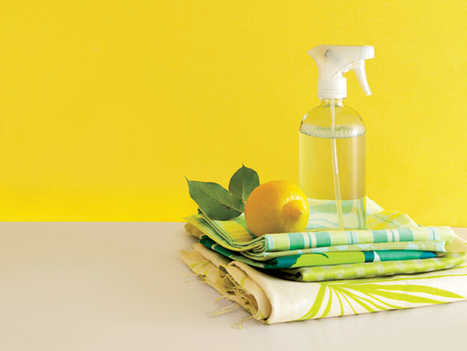 Cleaning Shortcuts That Can Save You 7 Hours A Week | Prevention | CALS in the News | Scoop.it