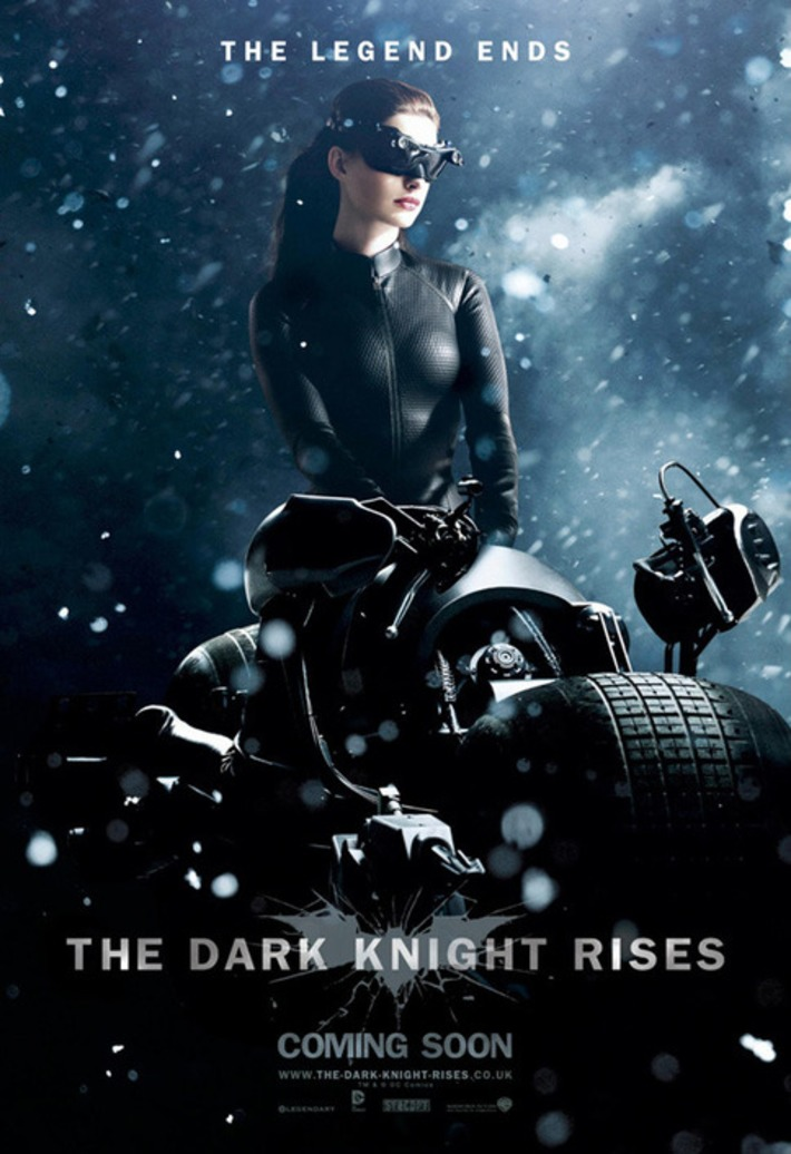 The Dark Knight Rises – Official Movie Posters 2 | FreshnessMag.com | Machinimania | Scoop.it