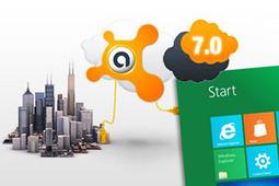 Avast! 7 : plus efficace grâce au Cloud et compatible Windows 8 | WEBOLUTION! | Scoop.it