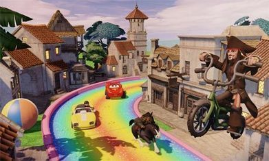 Disney Infinity – hands on with the future of family entertainment ... | smart cities | Scoop.it