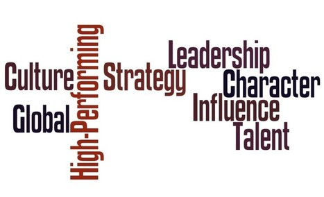 """""""Define leaders by their influence, not by organisational charts""""   follow the leader   Scoop.it"""