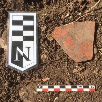 Hallan un plato de lujo de Cartago en la ciudad romana del puerto de Sa Nitja | LVDVS CHIRONIS 3.0 | Scoop.it