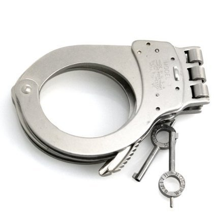 Smith & Wesson Model 1 Hinged Universal Nickel Handcuff | hotsales | Scoop.it