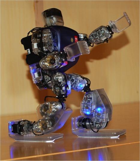 Robotit innostavat Etelä-Pohjanmaalla | eDimensio | Tablet opetuksessa | Scoop.it