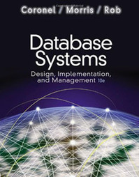 Test Bank For » Test Bank For Database Systems: Design, Implementation, and Management, 10 edition: Steven Morris Download | db systems | Scoop.it
