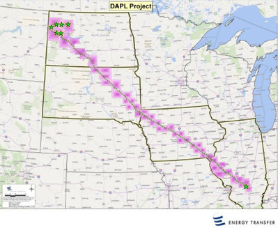 Dakota Access Pipeline: What You Need to Know | Geography Education | Scoop.it
