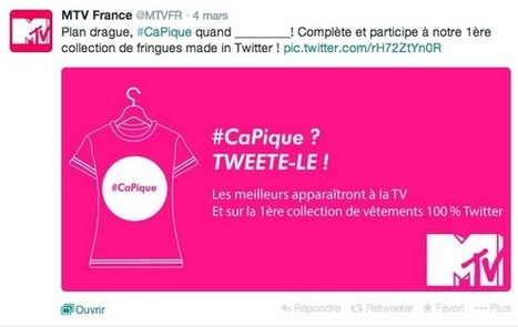 La Social TV sur Twitter | E-Transformation des médias (TV, Radio, Presse...) | Scoop.it