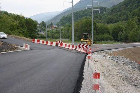 Raccordement de la déviation de Cadéac à la RD 929 - Michel Coutier | Facebook | Vallée d'Aure - Pyrénées | Scoop.it