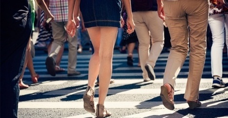 New Data Shows the Top 15 States Where People Walk the Most | fitness, health,news&music | Scoop.it