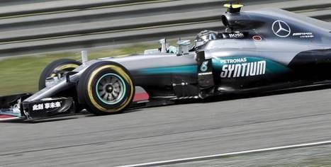 Grand Prix de Chine : Nico Rosberg (Mercedes) poursuit son sans-faute | Auto , mécaniques et sport automobiles | Scoop.it