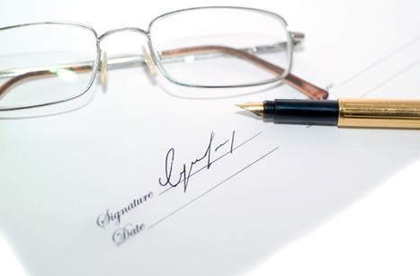 Rédaction d'un communiqué de presse seo : la signature est-elle utile ?   Actualité Web, SEO & Marketing   Scoop.it