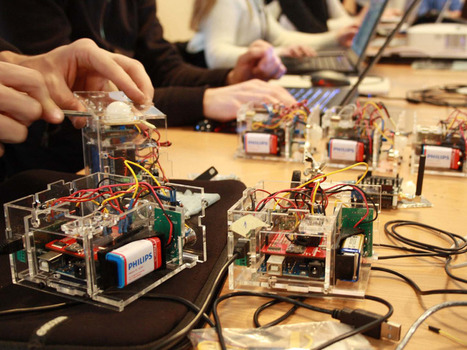 IaaC global School 2011 » Arduino | the internet of things, open data and the city | Scoop.it