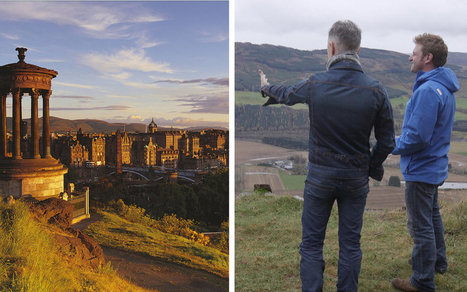 Alan Cumming Shares the Secret to Commando Kilt-Wearing, Plus his Favorite Spot in Scotland | My Scotland | Scoop.it