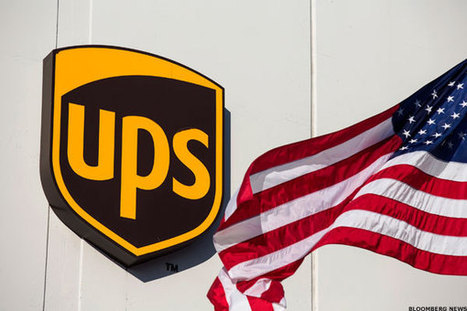 UPS Sees Its Shipping Future in Health Care, Retail and Green Technologies | Logistics Curiosity | Scoop.it