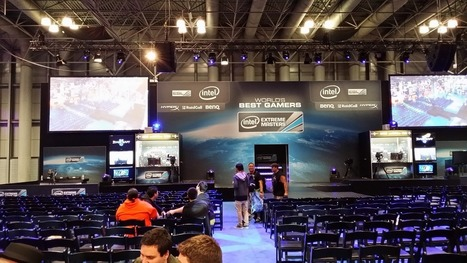 StarCraft II's best compete at New York Comic Con on the road to BlizzCon - GameSpot | E.SPORT | Scoop.it