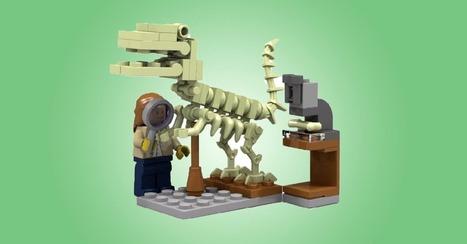 Lego celebrates brainy women with female scientist mini-figure set | Navigate | Scoop.it