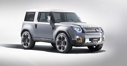 Land Rover DC100 deverá ser fiel ao concept | Motores | Scoop.it