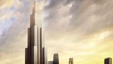 Sky City, la (future) plus haute tour du monde - 7sur7 | Innovations urbaines | Scoop.it
