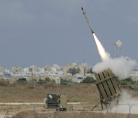 Israel's Iron Dome Gets New Funding as Gaza Fight Intensifies | Upsetment | Scoop.it