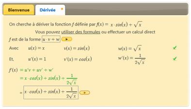 CALCULUS : transformer une expression, calcul de dérivées | | CDI RAISMES - MA | Scoop.it