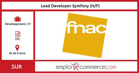 [CDI] Lead Developer Symfony (H/F) - Ile De France | Communauté du e-commerce | Scoop.it