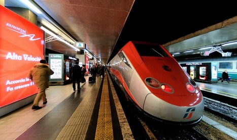 Ferrovie dello Stato: cambio di marcia della presenza del Gruppo sui canali digitali | Social media culture | Scoop.it