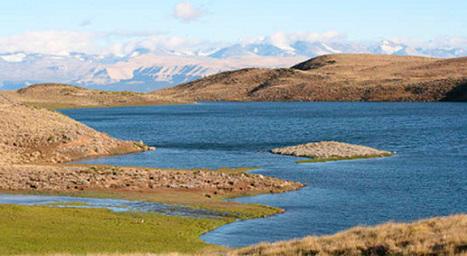 Represas hidroeléctricas en la Patagonia Argentina. El Río Santa Cruz en riesgo - Blog | iAgua | landscape ecology | Scoop.it