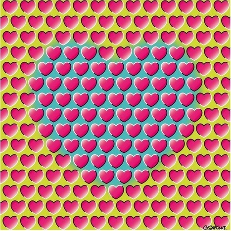 It's Love's Illusions I Recall… | Illusion Chasers, Scientific American Blog Network | The brain and illusions | Scoop.it