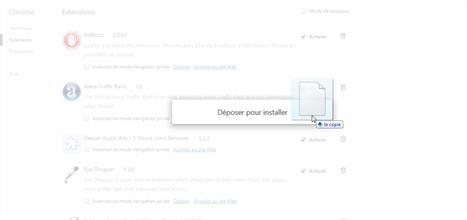 Installer des extensions et scripts externes sur Google Chrome | Time to Learn | Scoop.it