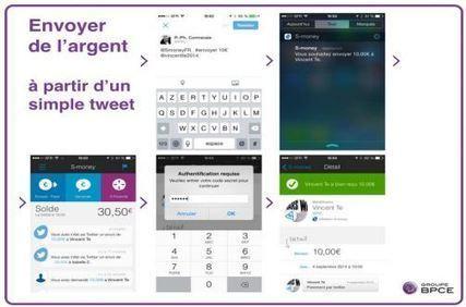 S-Money : comment faire un virement via un simple Tweet | Tendances : consommation, alimentation ... | Scoop.it