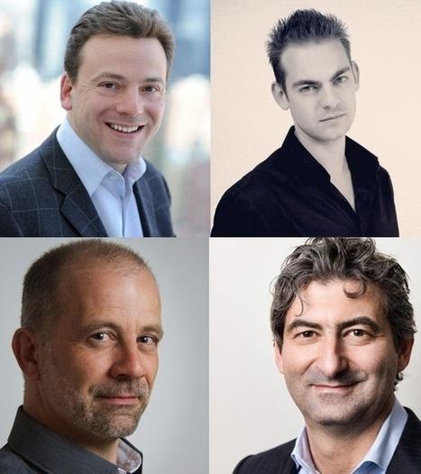 Ces entrepreneurs Français qui brillent outre-Atlantique | Stratégie d'entreprise | Scoop.it