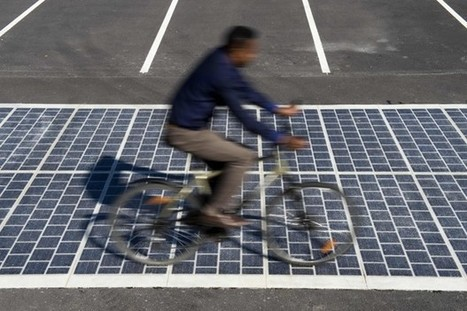 Coming Soon to France: Hundreds of Miles of Roads Paved with Solar Panels | Futurewaves | Scoop.it