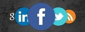 #Google, LinkedIn, Facebook, Twitter m fl bör vara en integrerad del av din #marknadsföringsstrategi | Skolbiblioteket och lärande | Scoop.it