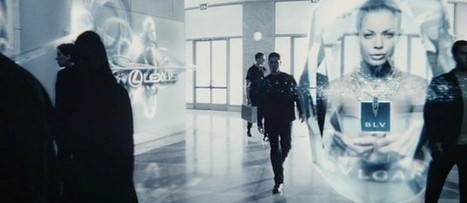 Foursquare Evokes Minority Report With Talk of Automatic Ads | Social media news | Scoop.it