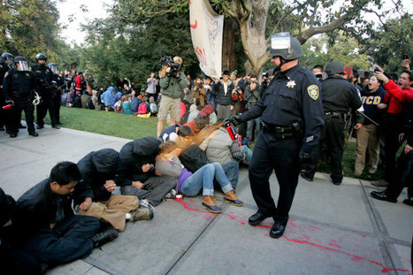 UC Davis students reach $1 million settlement with UC Davis over pepper-spray incident | Mouvement. | Scoop.it