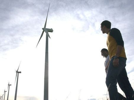 Report: Colorado leading the way in wind energy | Press Review | Scoop.it