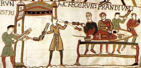 DE COCINA ANTIGUA: La Caida del Imperio Romano y los Fogones Bárbaros | Gastronomia 2.0 | Scoop.it
