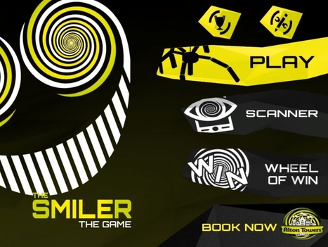 It is almost here! – The Smiler app. | PC, Console and Mobile Gaming | Scoop.it