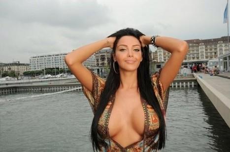 Photos : Nabilla dévoile ses seins sexy en Suisse !   Radio Planète-Eléa   Scoop.it