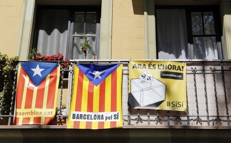 Catalonia vows to continue independence fight after referendum snub | AngloCatalan Affairs | Scoop.it