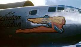 WWII Nose Art: 1st News Sunday - WANE | WW2 Bomber - Nose Art | Scoop.it
