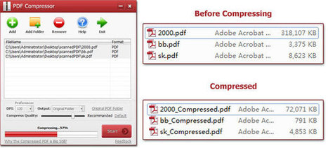 PDF Compressor - Compress PDF Files and Reduce PDF File Size | Time to Learn | Scoop.it